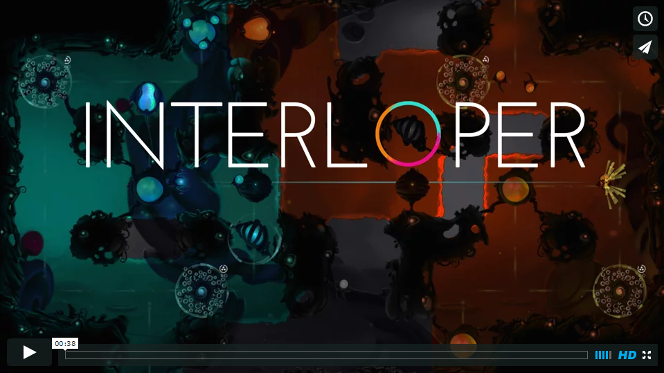 Interloper trailer